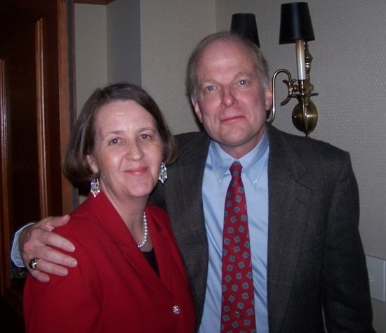 Cathy and Randy