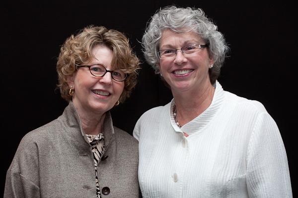 "Nancy and Debbie ""The Cloth Merchants"""