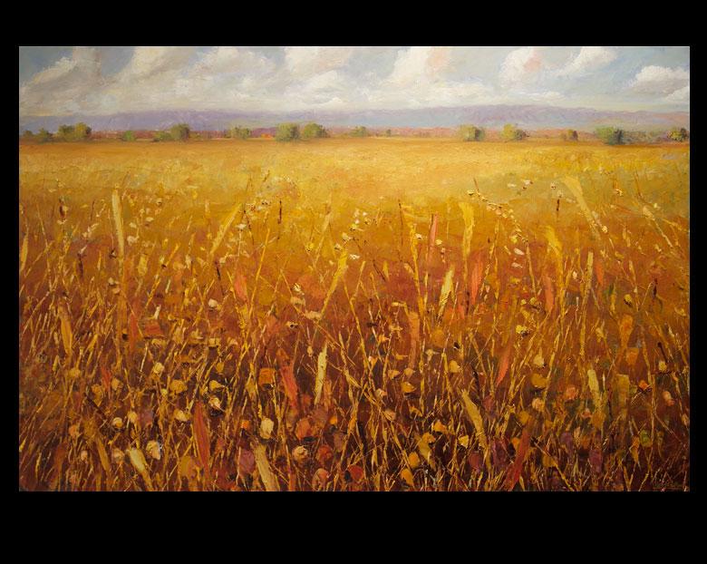 High Desert Grasslands Matthew Higginbotham