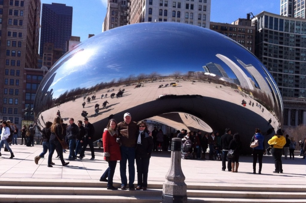 Josh took us to the BEAN