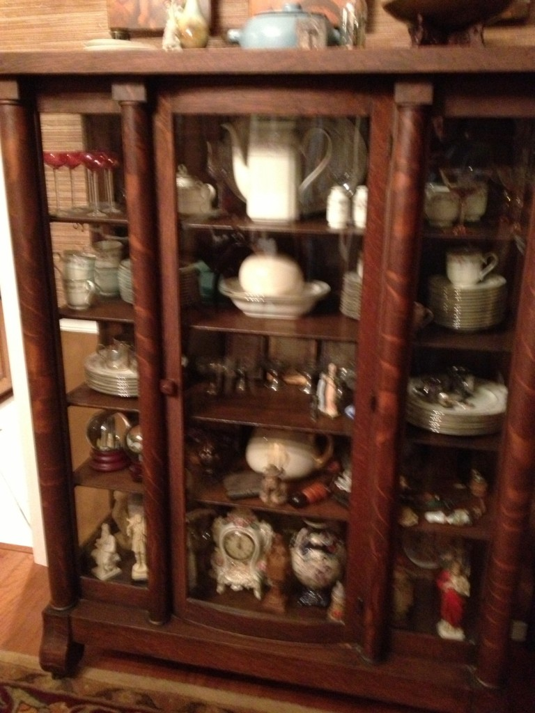 FULL China Cabinet