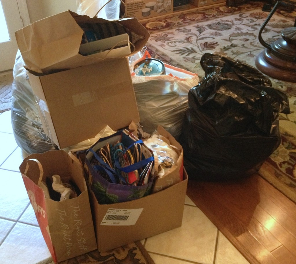 Stuff to donate