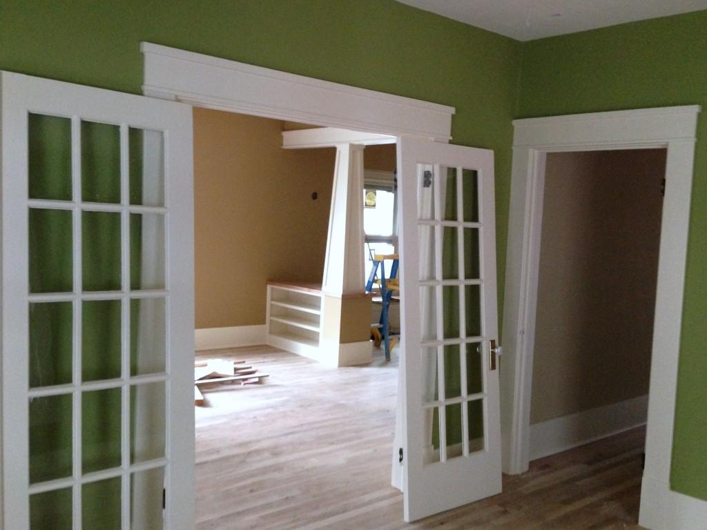 Guest Room Doors