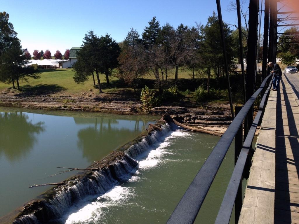 War Eagle Creek