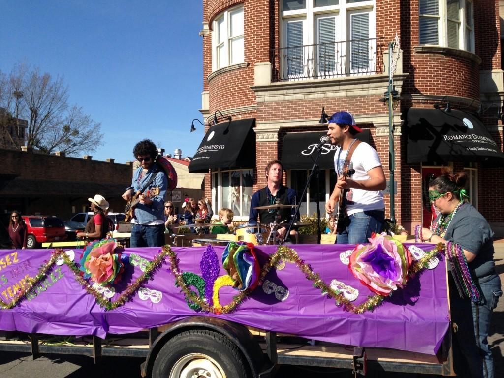 Parade music