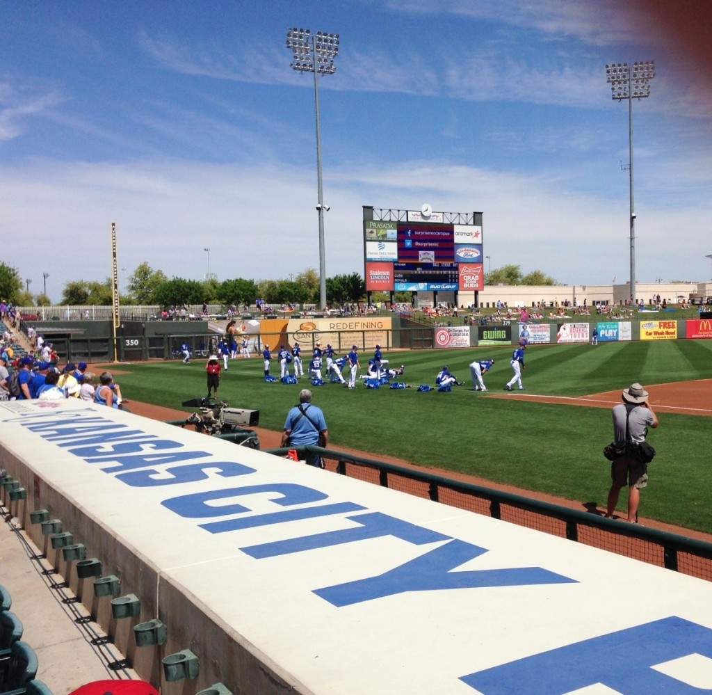 Kansas City Royals Spring Training