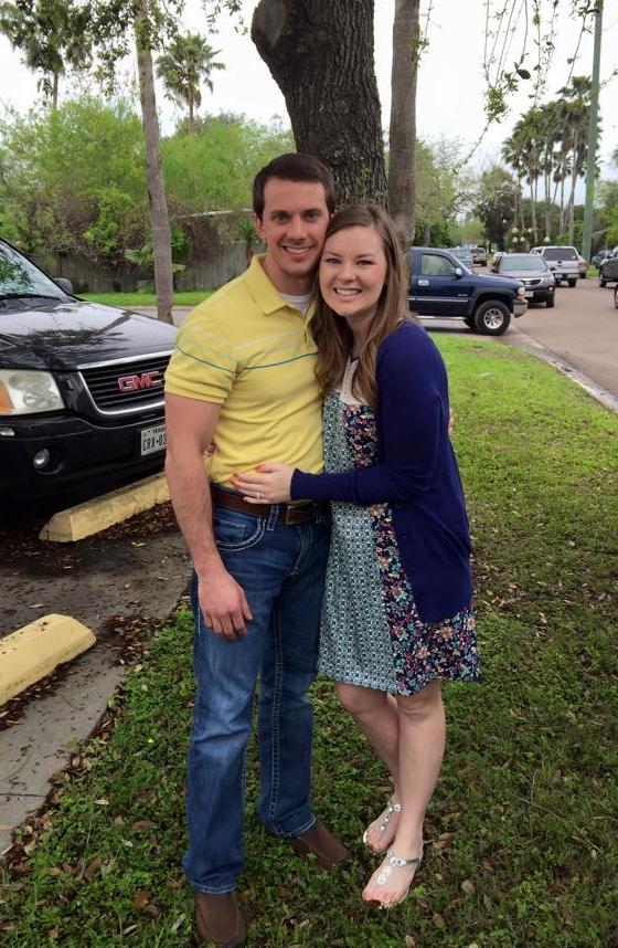 Matt and Brandi