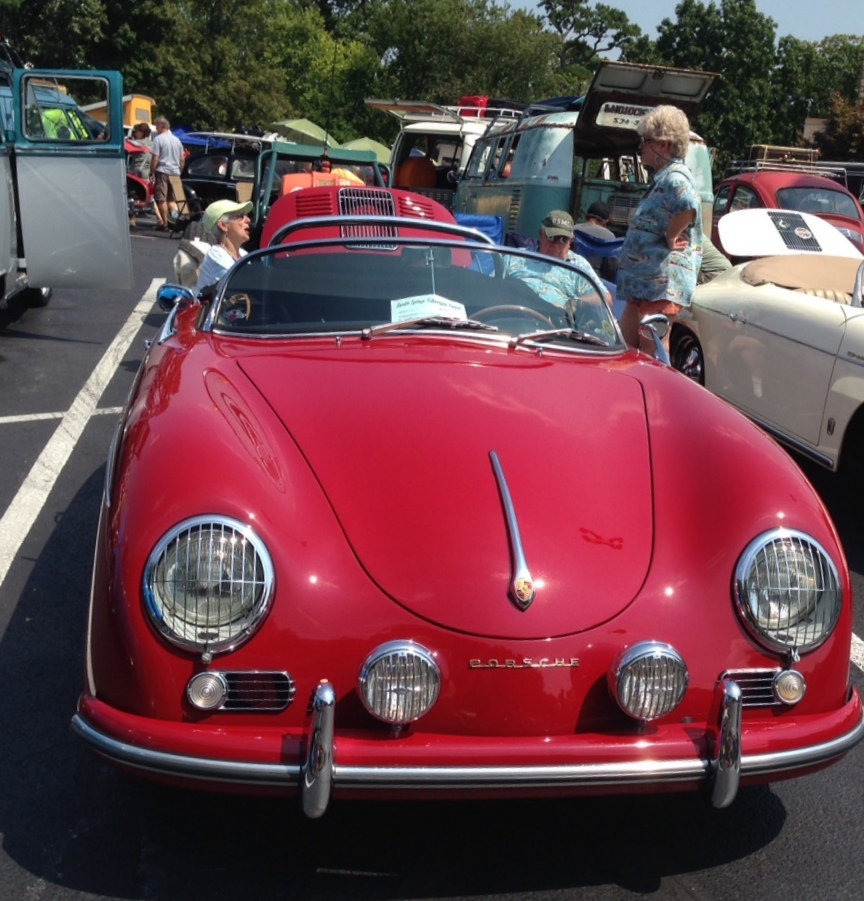 Another Porsche