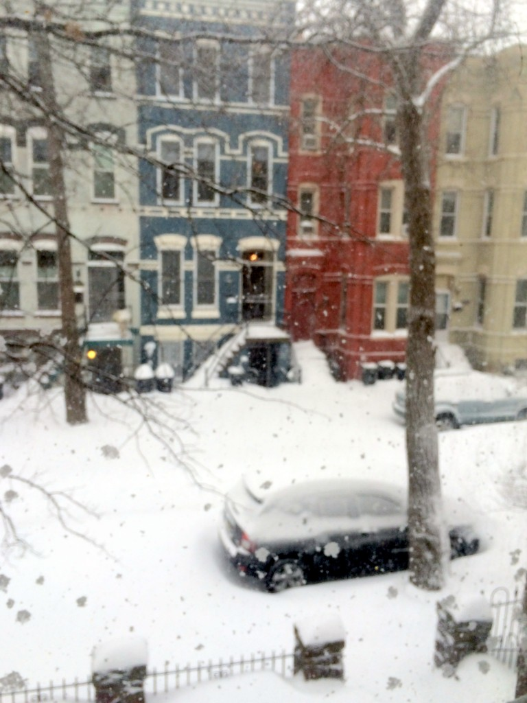 D.C. Snow days