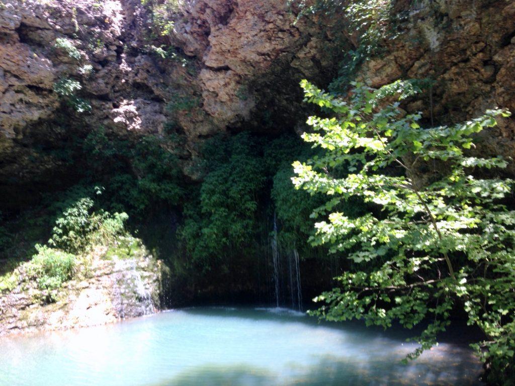 Natural Falls State Park