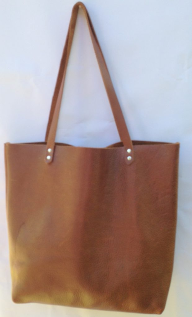 A great basic brown tote