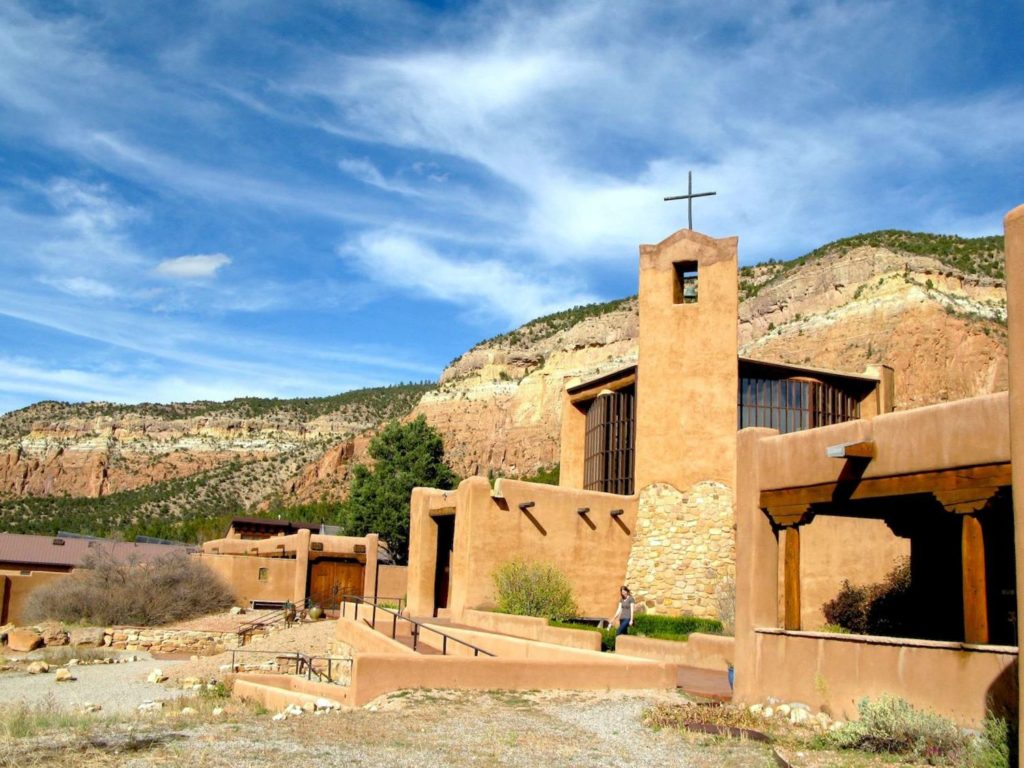 Christ of the Desert Monastery